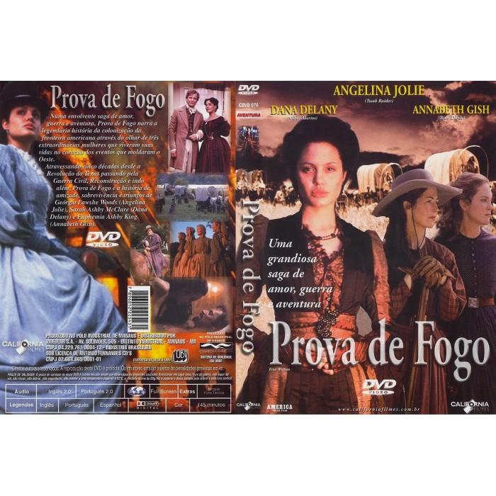 Prova de Fogo (True Women) - 1997  - FILMES RAROS EM DVD