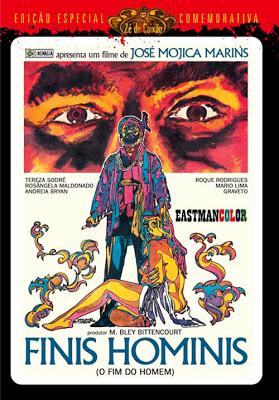 FINIS HOMINIS – O FIM DO HOMEM – 1971  - FILMES RAROS EM DVD