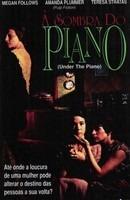 Dvd A Sombra Do Piano - Tema Autismo  - FILMES RAROS EM DVD