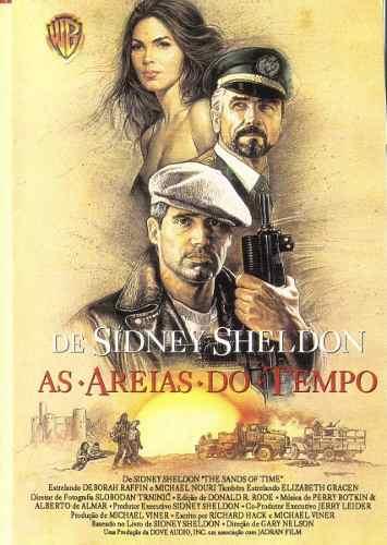 As Areias Do Tempo 1992 - Sidney Sheldon  - FILMES RAROS EM DVD
