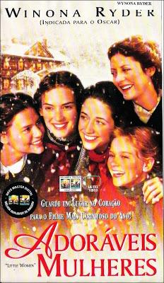 Adoráveis Mulheres - 1994  - FILMES RAROS EM DVD