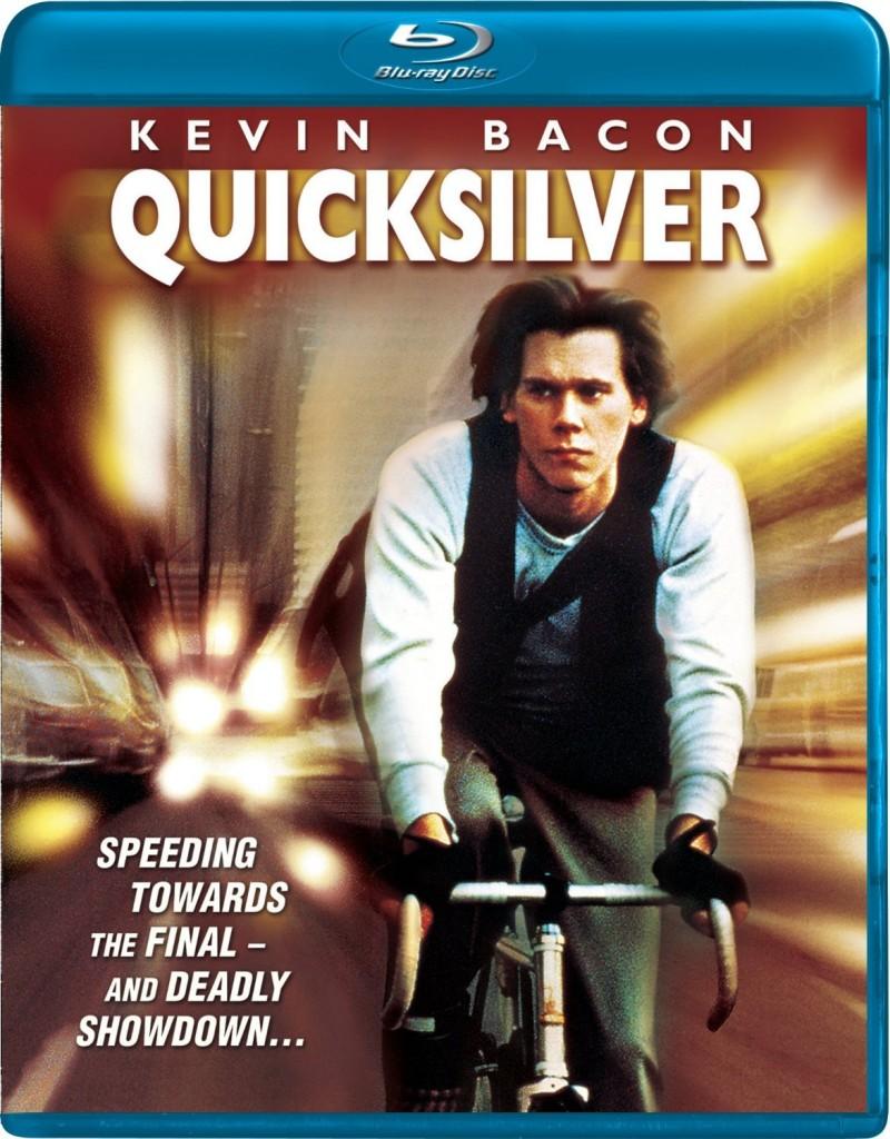 QUICKSILVER – O PRAZER DE GANHAR / BICICLETAS VOADORAS 1986  - FILMES RAROS EM DVD