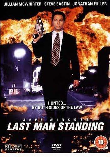O Último Detetive 1996 com Jeff Wincott (Last Man Standing)  - FILMES RAROS EM DVD