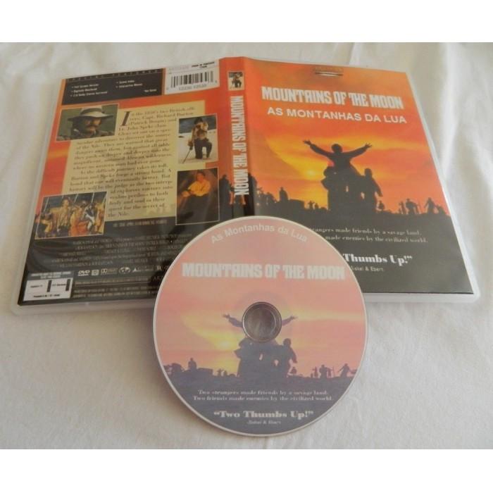 As Montanhas Da Lua 1990 DUBLADO (Mountains of the Moon)  - FILMES RAROS EM DVD