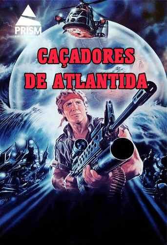 CAÇADORES DE ATLÂNTIDA - 1983 (I PREDATORI DI ATLANTIDE / THE RAIDERS OF ATLANTIS)  - FILMES RAROS EM DVD
