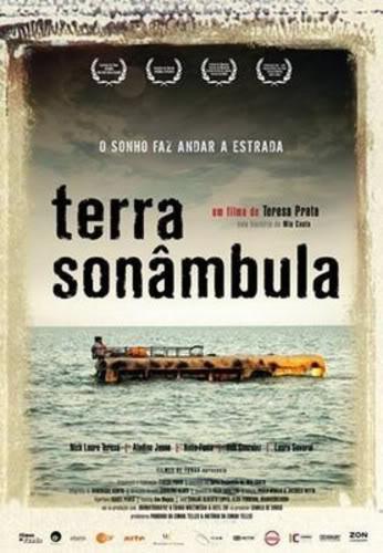 Terra Sonâmbula (2007) De Teresa Prata  - FILMES RAROS EM DVD