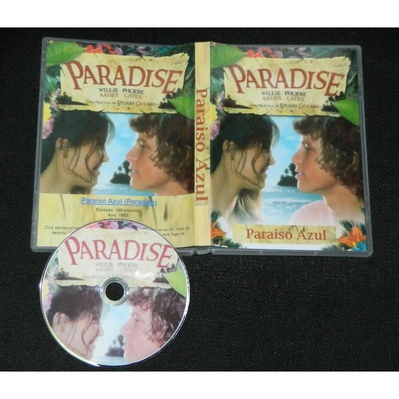 ParaÍso Azul (1982) - Paradise  - FILMES RAROS EM DVD