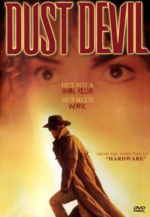 O colecionador de almas - 1992 ( Dust Devil)  - FILMES RAROS EM DVD