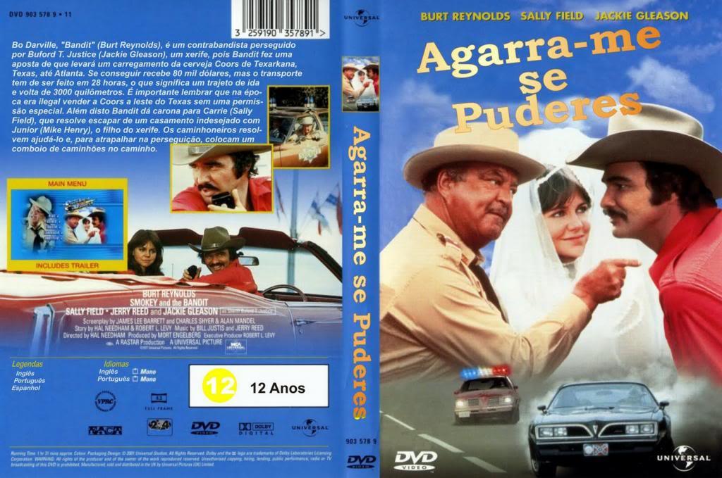 AGARRA-ME SE PUDERES – 1977  - FILMES RAROS EM DVD