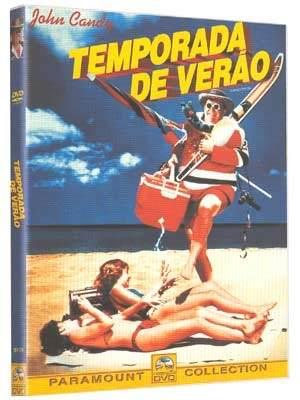Dvd Temporada De Verão com John Candy- Raro  - FILMES RAROS EM DVD