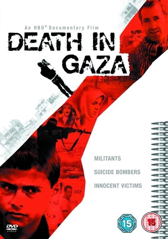 Morte Em Gaza ( Death In Gaza; James Miller; 2004)  - FILMES RAROS EM DVD