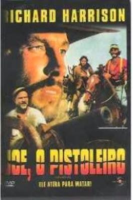 JOE, O PISTOLEIRO – 1971  - FILMES RAROS EM DVD