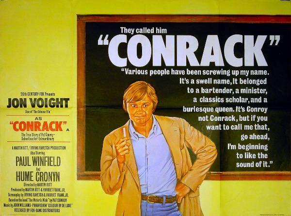Conrack (1974) Um educador por excelência  - FILMES RAROS EM DVD