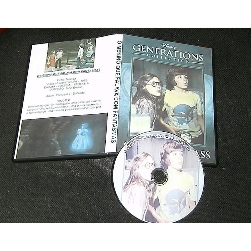 O Menino Que Falava Com Fantasmas - 1978  - FILMES RAROS EM DVD