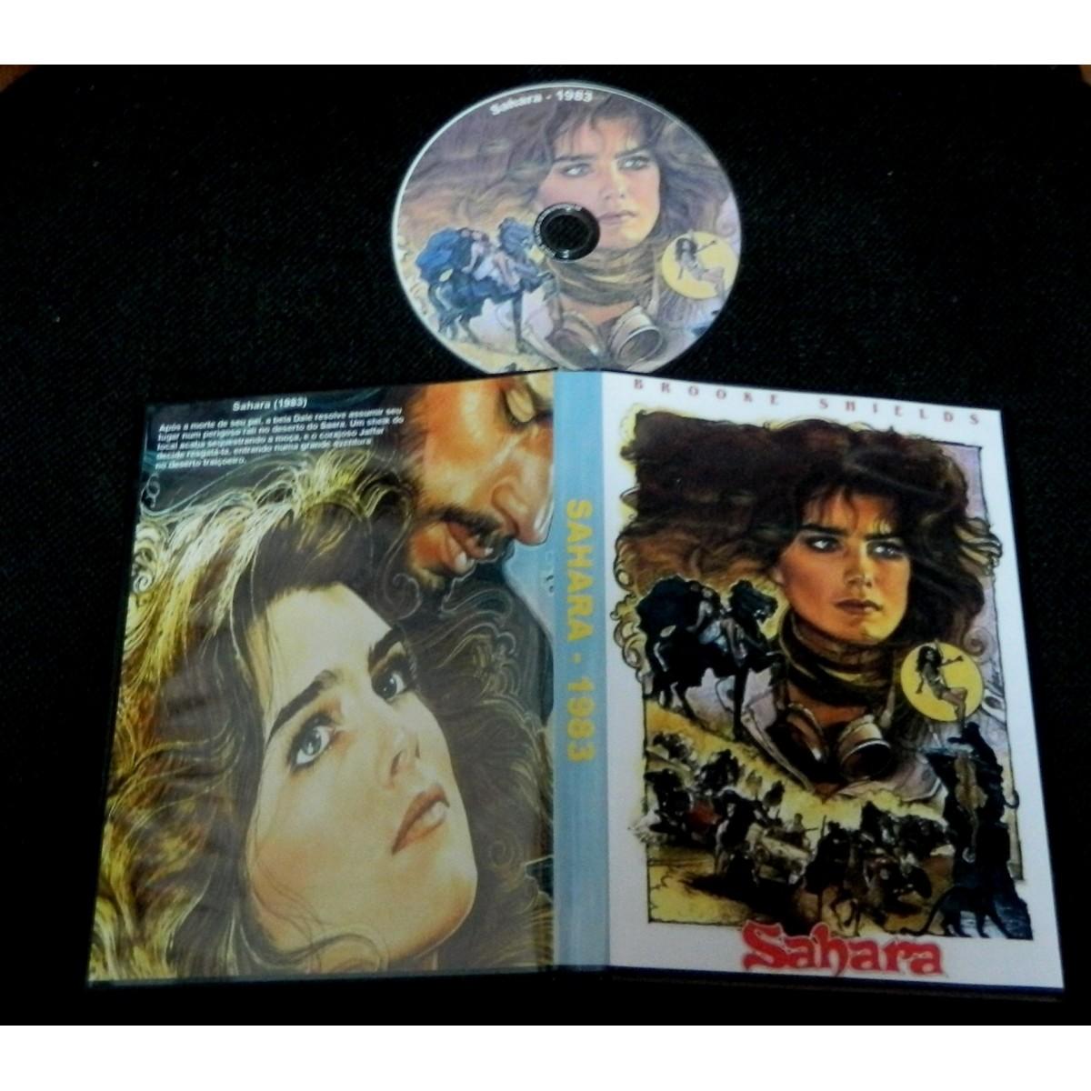 SAHARA - 1983  - FILMES RAROS EM DVD