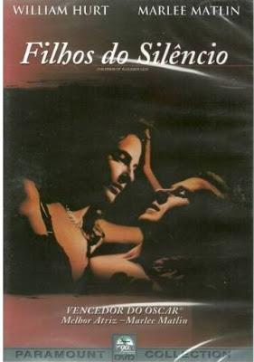 FILHOS DO SILÊNCIO (1986)  - FILMES RAROS EM DVD