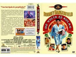 DVD De Volta as Aulas - Back to School (1986)  - FILMES RAROS EM DVD