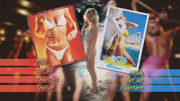 DVD Aventuras no Paraíso - Hardbodies (1984)  - FILMES RAROS EM DVD