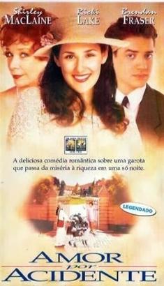 AMOR POR ACIDENTE  – 1996  - FILMES RAROS EM DVD