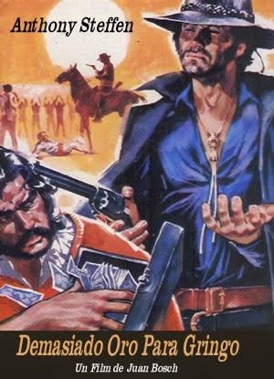 OURO DEMAIS PARA GRINGO (1972)  - FILMES RAROS EM DVD