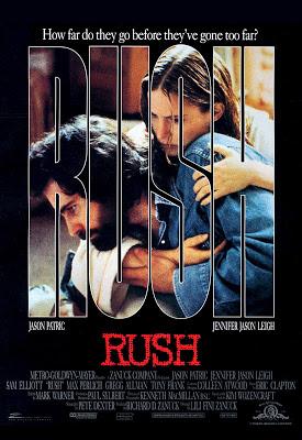 RUSH – UMA VIAGEM AO INFERNO – 1991  - FILMES RAROS EM DVD