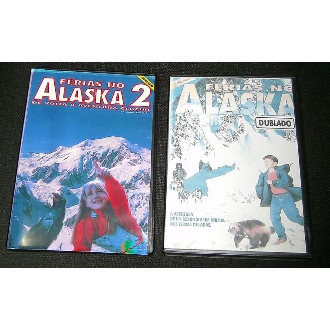Férias No Alaska 1 E 2 (1994)  - FILMES RAROS EM DVD