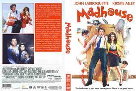 A Casa Maluca (1990)  - FILMES RAROS EM DVD
