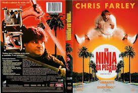 UM NINJA DA PESADA – 1997  - FILMES RAROS EM DVD