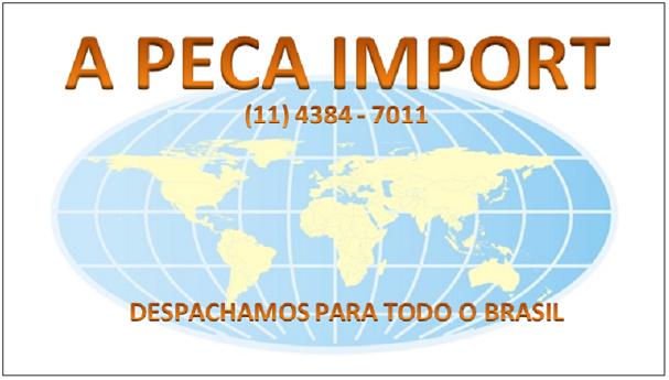 LANTERNA DE NEBLINA TRASEIRA ESQUERDA CHERY TIGGO  - A PEÇA IMPORT