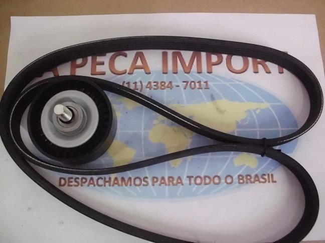 CORREIA ALTERNADOR CHERY TIGGO 2.0 16V  KIT   - A PEÇA IMPORT