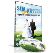 DVD - SIM, ACEITO - Segredos para um casamento feliz