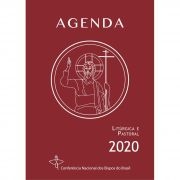 Agenda Litúrgica e Pastoral 2020 - Capa Cristal