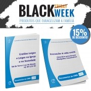 KIT 9 BLACK WEEK PASTORAL FAMILIAR