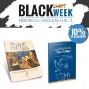 KIT 6 BLACK WEEK PASTORAL FAMILIAR