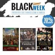 KIT 8 BLACK WEEK PASTORAL FAMILIAR