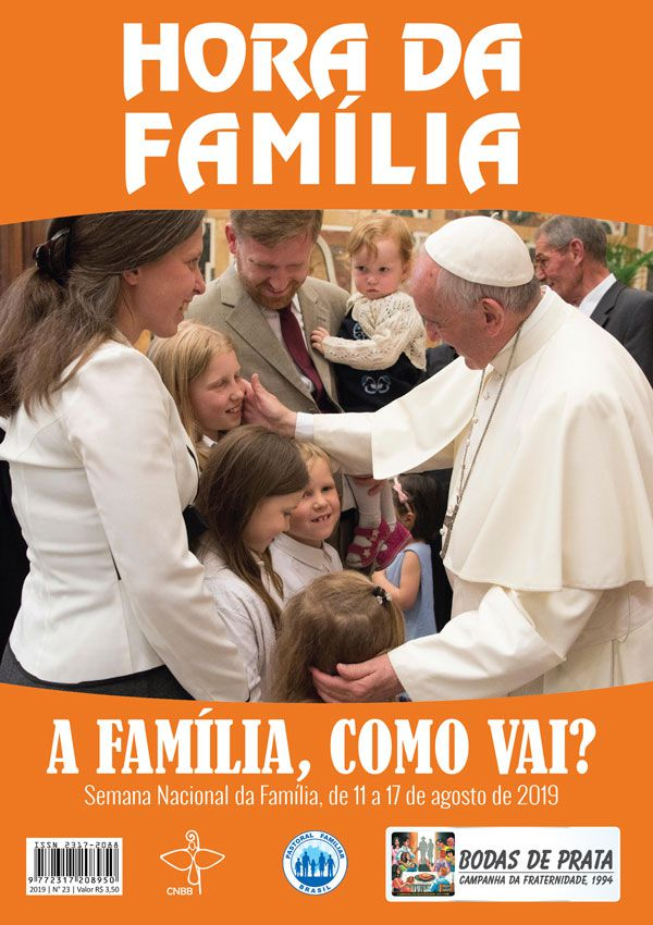 HORA DA FAMÍLIA 2019  - Pastoral Familiar CNBB