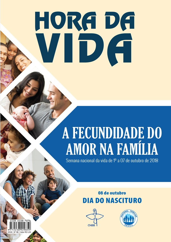 Hora da Vida 2018  - Pastoral Familiar CNBB