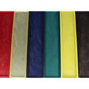 Conjunto de 6 formas - Textura Madeira de Demolição - 100cm x 20cm