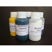 Silicolor - Corante para Silicones.