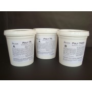 Poly 75-80 - Borracha de Poliuretano