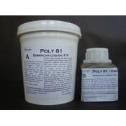 Poly 81-D45 - Borracha de Poliuretano