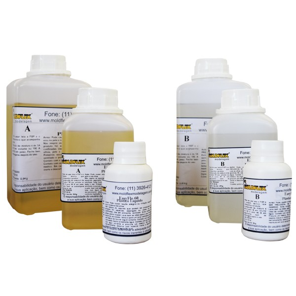 EasyFlo 60 - Plástico Líquido de Poliuretano