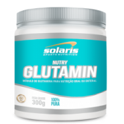 GLUTAMINA SOLARIS 300 g