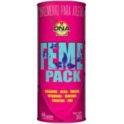 PRÉ TREINO FEME PACK DNA 44 SACHÊS