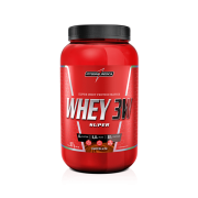 WHEY PROTEIN 3W INTEGRALMEDICA 907 g chocolate