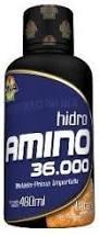 AMINO ÁCIDO LÍQUIDO HIDRO AMINO 36000 480ml  - Orluz