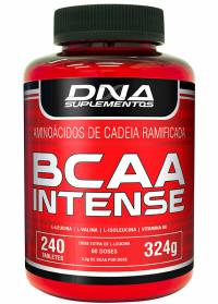 BCAA DNA INTENSE 240 OU 120 TABLETES  - Orluz