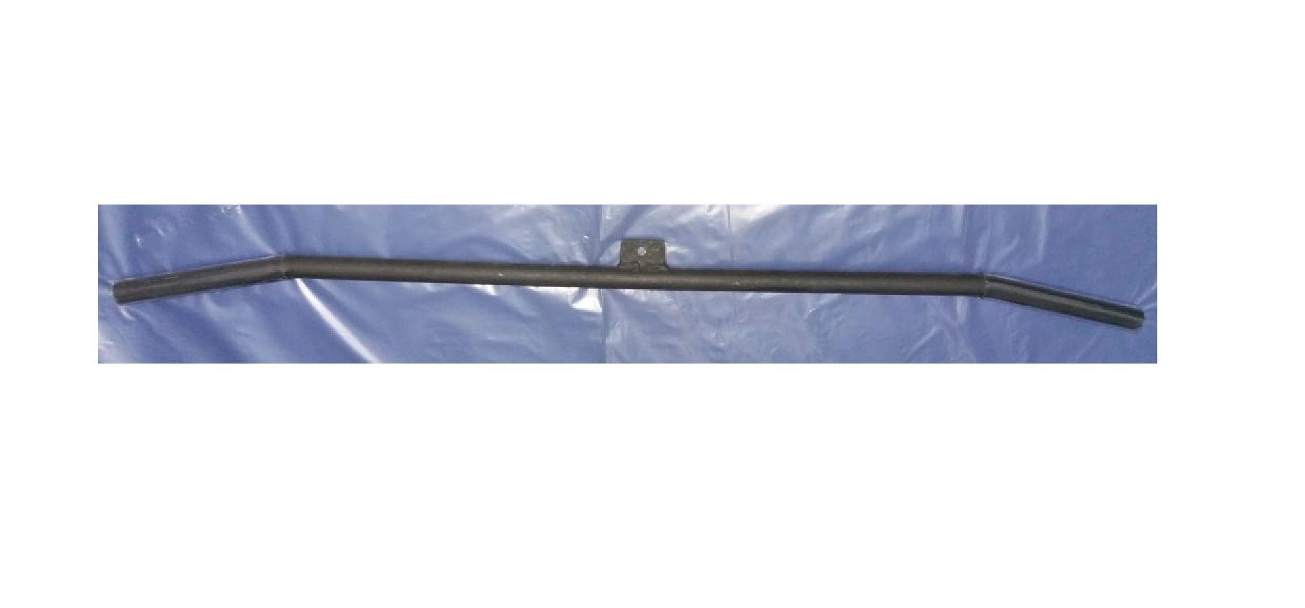 Barra para puxador maciça pontas inclinadas 118 cm  - Orluz