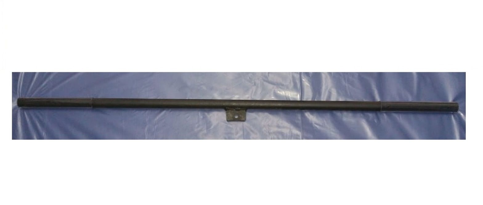 Barra para puxador reta maciça 118 cm rústica  - Orluz