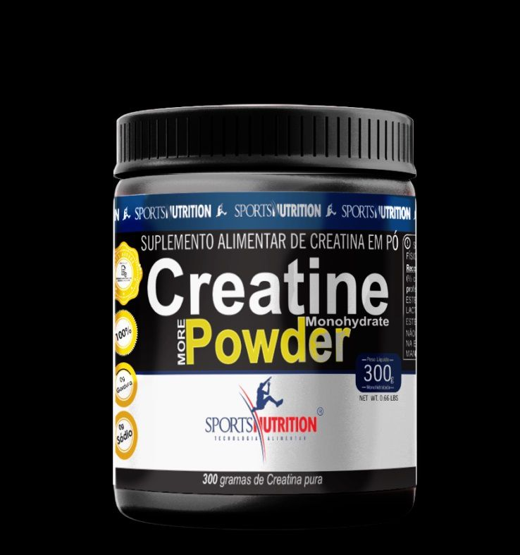 CREATINA 300 g SPORTS NUTRITION  - Orluz